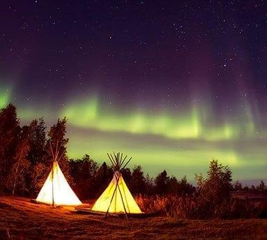 Camping Alberta
